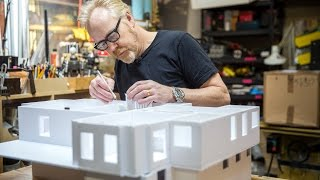Download Adam Savage's One Day Builds: Foamcore House! Video