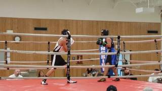 Download Andrew's very first boxing match! Video