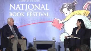 Download David McCullough: 2015 National Book Festival Video