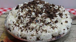 Download Chocolate Cream Pie The Easy Way ~ Chocolate Cream Pie Recipe ~ Noreen's Kitchen Video