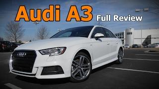 Download 2017 Audi A3 Sedan: Full Review | Premium, Premium Plus & Prestige Video