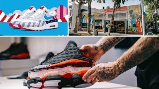 Download Should CUSTOMIZERS Get OFFICIAL NIKE Collabs? - OUTSIDE THE BOX PODCAST Video
