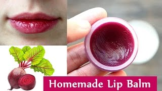 Download Get Baby Soft and Pink Lips Naturally at Home | Make Your Own Lip Balm for Soft Pink Lips -100% Work Video