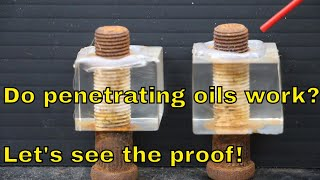 Download Penetrating Oil Showdown Episode 2. Will Seafoam Deep Creep prevail? Video