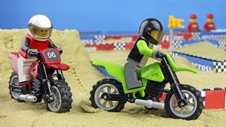 Download Lego Motocross Race Video