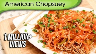 Download American Chopsuey - Chinese Maincourse Recipe By Ruchi Bharani Video