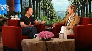 Download Ricky Gervais' Hilarious Tweets Video