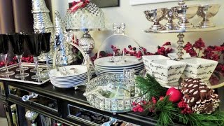 Download Tjmaxx Marshalls Homegoods Challenge Christmas Tablescape {Collab} Dessert Bar Video