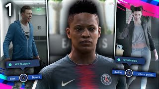 Download FIFA 19 THE JOURNEY Episode #1 - HUNTER vs. WILLIAMS! (The Journey Full Movie Series) Video