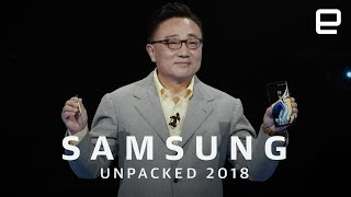 Download Samsung Unpacked 2018 in 12 Minutes Video
