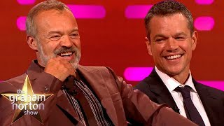 Download Matt Damon: ″This is the Most Fun I've Ever Had on a Talk Show″ Video