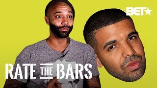 Download Rate The Bars: Joe Budden Has Thoughts About These Drake Lyrics Video