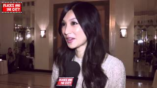 Download Gemma Chan Interview - Dates, Jack Ryan, The Double, Fresh Meat Video