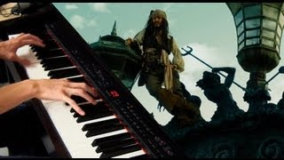 Download One Day - Hans Zimmer - Pirates of the Caribbean (Piano Cover) Video