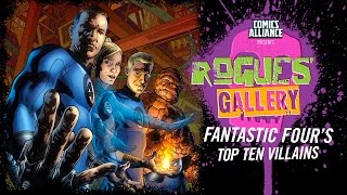 Download 10 Greatest Fantastic Four Villains - Rogues' Gallery Video