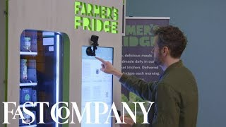 Download Would You Buy Salad From A Vending Machine? | You Have To See This Video