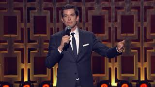 Download John Mulaney - David Letterman Mark Twain Award Video
