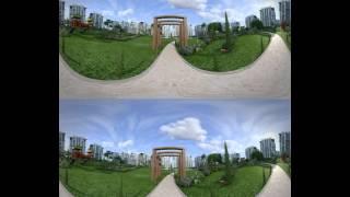 Download fazaia housing scheme 360 degree 3d video presentation Video