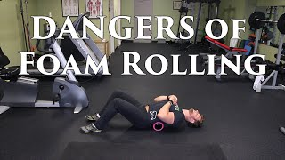Download The DANGERS Of Foam Rolling | Lower Back & Ribs Video