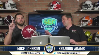 Download SEC Country Live, January 9th Video
