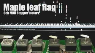 Download Maple Leaf Rag - Stepper Motor Music Video
