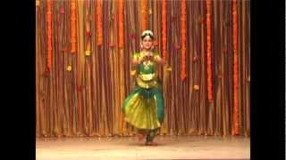 Download Pushpanjali - Chennai Dance Festival - Nivedha Ramalingam Video