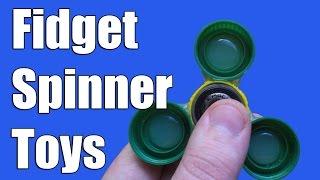 Download How to make Fidget Spinner hands - DIY Fidget toys - [No.1] Video