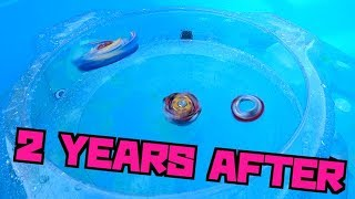 Download 2年ぶりにウォーターベイバトルやってみた! ベイブレードバースト Video