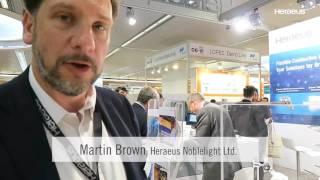 Download LOPEC 2017 – Heraeus Flash Lamps for Printed Electronics Video