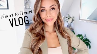 Download AN HONEST TALK ABOUT NOT FITTING IN & STAYING TRUE TO YOURSELF | Vlog #22 | Annie Jaffrey Video