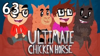 Download Ultimate Chicken Horse with Friends - Episode 63 [Journey] Video