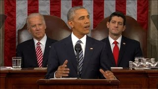 Download Barack Obama's final State of the Union address Video