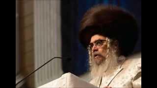 Download Grand Rebbe of Satmar Against Bibi Netanyahu (with english subtitles) Video