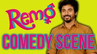 Download Remo - Comedy scene | Sivakarthikeyan | Keerthy Suresh | P. C. Sreeram Video