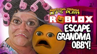 Download Roblox: Escape Grandma Obby! [Annoying Orange] Video
