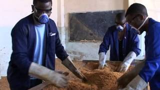 Download Zambia's very first Biomass Briquette Plant by Daj'oy Manufacturers Co. Ltd Video