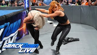 Download Becky Lynch basks in her Championship Coronation: SmackDown LIVE, Sept. 18, 2018 Video