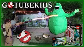 Download The Ghostbusters GoTubeKids Special - Lego ghostbusters kids live action parody Video