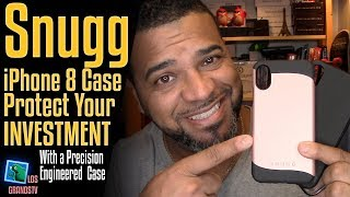 Download Snugg iPhone 8 Protective Cases 📱 : LGTV Review Video