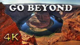 Download ″Go Beyond″ 4K Ultra HD Time Lapse Video