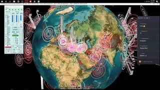 Download 4/29/2017 - Nightly Earthquake Update + Forecast - Unrest spreads from W. Pacific + Japan on watch Video