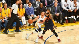 Download Steph Curry and Kyrie Irving Duel in NBA Finals 2017 Game 1 Video