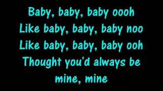 Download Baby Justin Bieber Lyrics Video