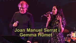 Download Joan Manuel Serrat i Gemma Humet, La plaça del diamant, 10 2 2018 Video