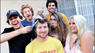 Download LETTING MY FRIENDS CUT MY HAIR! (Bad Idea) Video