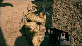 Download INTENSE FIREFIGHT - Squad Gameplay Video