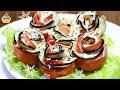 Download Ну, оОчень вкусная - Закуска из Помидоров и Баклажанов! Video