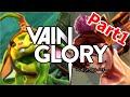 Download 【Vainglory実況】#1 ペタル厨とコシュカ厨がいくベイングローリー Video