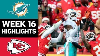 Download Dolphins vs. Chiefs | NFL Week 16 Game Highlights Video
