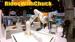 Download Automate 2017 Robotics Demonstrations Lots O'Bots Almost like being there! In Chicago Video